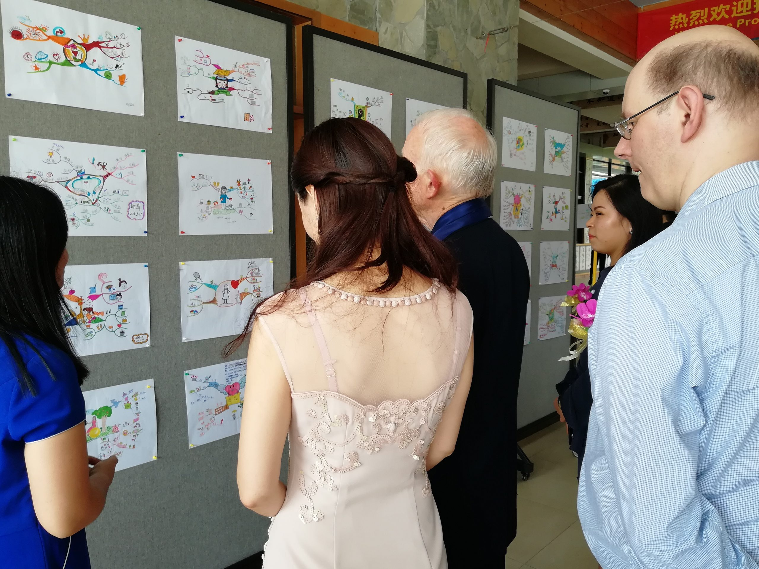 Tony Buzan Advanced Practitioners Course in Mind Mapping